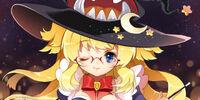 Magic Circle Witch