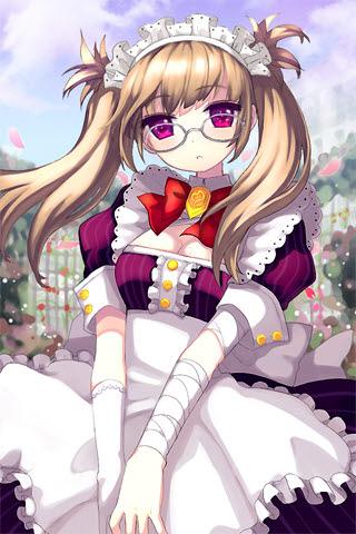 Gardening Maid