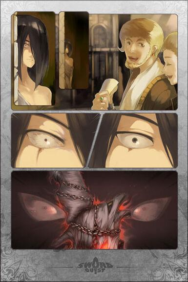 Eternal Grudge Manga