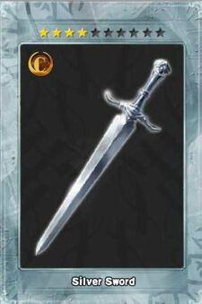 Silver Sword New