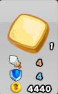 Malicious Toast Icon