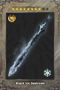 Black Ice Destroyer