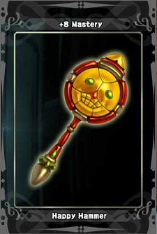 Happy Hammer New