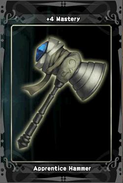 Apprentice Hammer New
