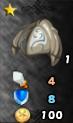 Gladiator Helm of Defense Arena Icon