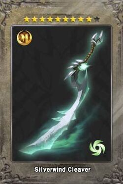 Silverwind Cleaver