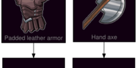 Barbarian chief armor