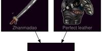 Ronin's armor