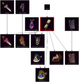 ResearchTree Fireball scroll