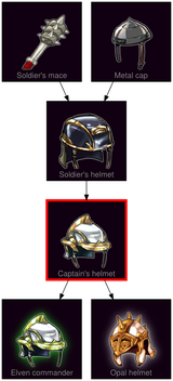 ResearchTree Captains helmet