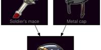 Captain's helmet