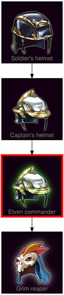 ResearchTree Elven commander