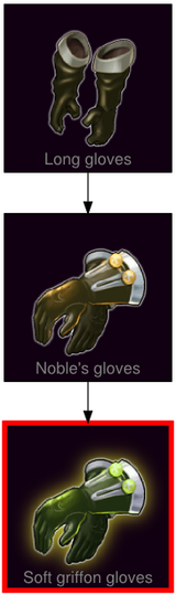 ResearchTree Soft griffon gloves