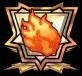 Forge achievement button