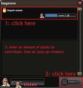 Improve window instructions