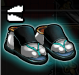 Exhilarating sandals