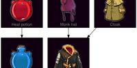 Reign coat