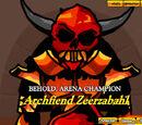 Archfiend Zeerzabahl