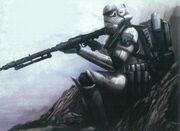 Stormie sniper