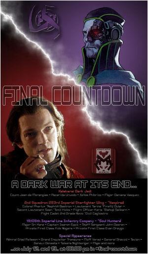 Final countdown 01