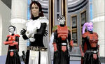 Empress Jael, Imperial Knights