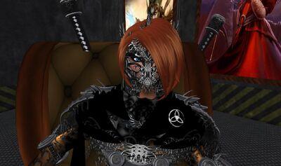 Darth Kia in lady tokemi's armor 001