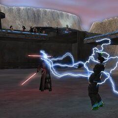 RHCS Lightning