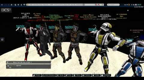 Second Life - Psi Gentleman - Star Wars Roleplay -Warning Colorfull-