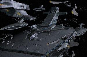 The Sith Fleet
