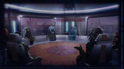 Timeline 1: Treaty of Coruscant