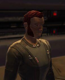 Lieutenant Rankin