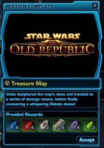 File:SWTOR Archaeology mission complete - Treasure Map.jpg
