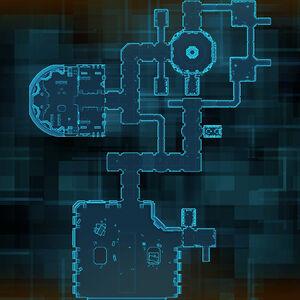 Vivicar's ship (map)