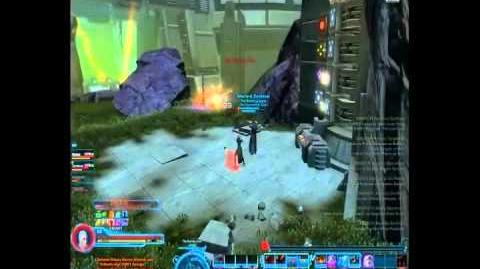Hammerfist Clan 4 man Eternity Vault SWTOR