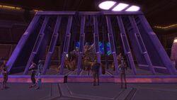 Caged Creatures - Mezenti Spaceport