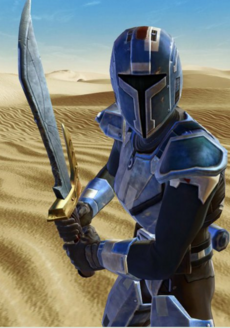 Mandalorian Engineer (Tatooine)