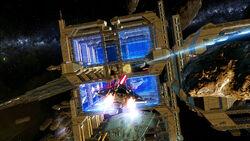 Galactic Starfighter PR Screen 08