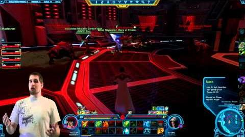 IRONFIST FISTFULL, SWTOR Mealstrom Prison