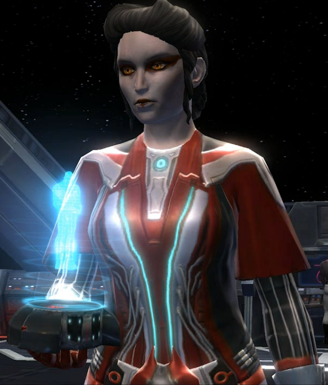 Star Wars Just Added Its Very First Female Sith Lord ...