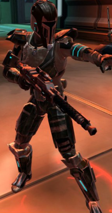 Mandalorian Riflemen