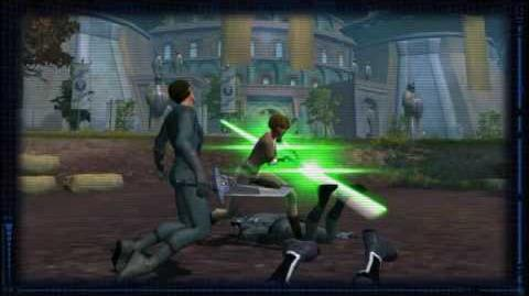 SWTOR Jedi Consular Tactics - Power Saber