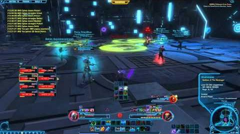 Ciphas, Heirad and Kel'Sara 8-Man Hard Mode