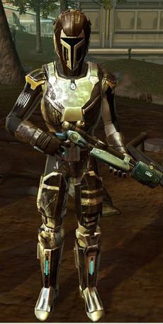 Mandalorian Raider