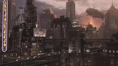Caprica City