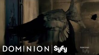 """DOMINION (Clips) Time's Running Out from """"A Bitter Truth"""" Syfy"""