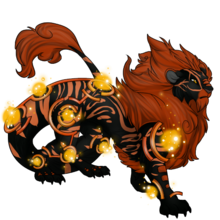 Lighira male