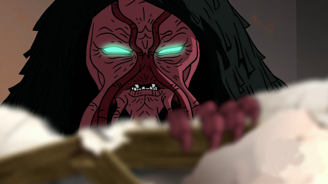 File:Shaman watching of Ilana in Shaman of Fear.png