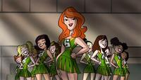 Cheerleader Sqaud 01