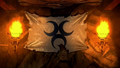 The Resistance's battle worn flag in The Phantom Ninja.png