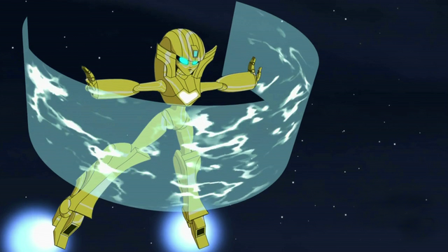 File:Ilana using her shield in Disenfranchised.png